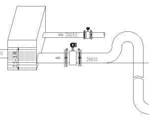 电磁流量计在某水厂的应用