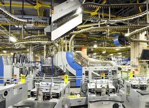2014年度工业自动化行业十大最佳工程案例