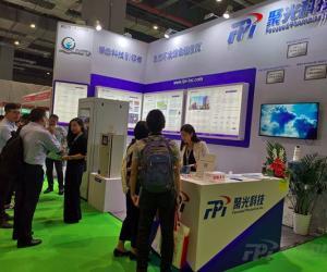 聚光科技出席WieTec 2019世环会——暨第十二届上海国际水处理展览会