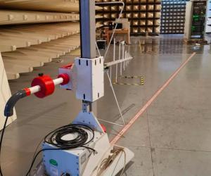 中控TCS-900系统核电标准EMC鉴定试验顺利通过