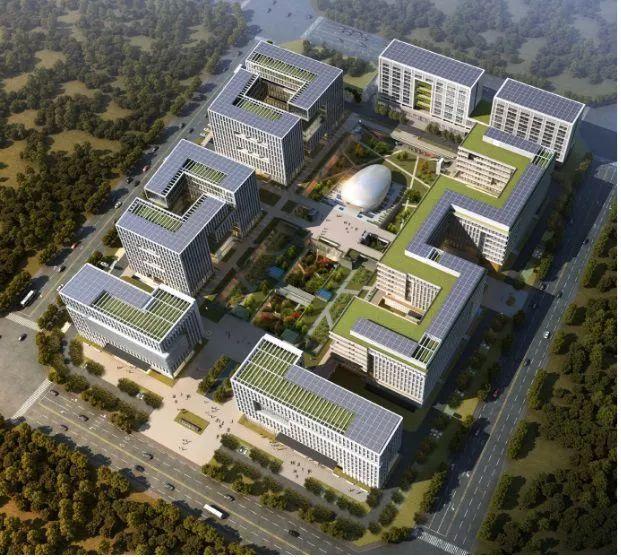 案例分享|中控赋能智能新型园区-金科·智汇谷