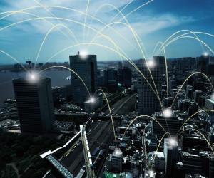 智慧城市为传感器带来千亿元市场