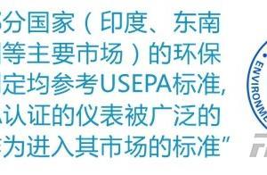 聚光科技4款环境空气质量监测仪器喜获美国EPA标准认证