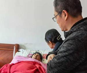 浙仪协春节前拜访协会特别顾问吴天益老先生