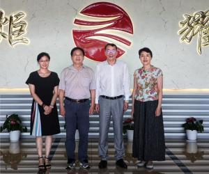 浙仪协应邀参加省优秀企业家候选人考察、访谈